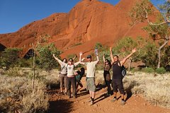 Half-Day Sunrise Tour of Uluru from Yulara
