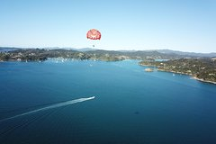 Imagen Private Parasail Charter over the Bay of Islands