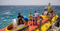 Hurghada Red Sea and Sinai Hurghada Sindbad Submarine: 3-Hour Tour 36809P62