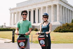Monuments and Memorials Segway Tour