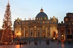 Rome Christmas Time Walking Tour