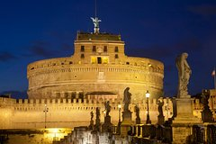 Dark Ages of Rome Night Walking Tour with Hidden History & Hauntings