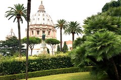 Exclusive Half-Day Vatican City Tour with Breakfast and Gardens