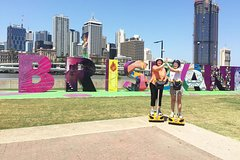 Brisbane Mini Segway Tour