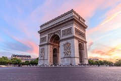 Imagen Skip the Line: Arc de Triomphe Including Terrace Access