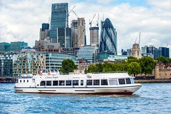 Imagen Westminster to Greenwich Sightseeing Thames Cruise