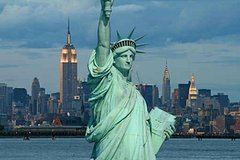 Full-Day NYC Tour w/ Empire State Building Observatory/Statue of Liberty ticket