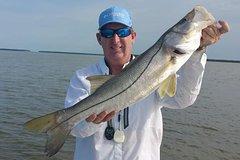 Everglades and Flamingo Inshore Fishing Trip