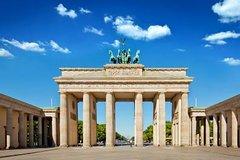 Descubra Berlín en un recorrido a pie de medio día