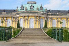 Recorrido a pie para descubrir Potsdam