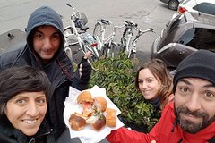 Street Food Bike Tour in Palermo