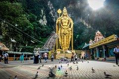 Imagen Recorrido turístico por el paisaje rural de Malasia y por las Cuevas Batu desde Kuala Lumpur