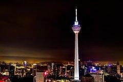 Imagen Kuala Lumpur City of Lights Evening to Night Tour With Dinner