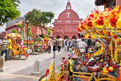 Imagen Guided Melaka Historical & Heritage Tour With Lunch