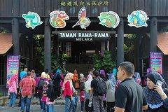 Imagen Melaka Crocodile Farm & Butterfly Park Tour With Lunch