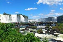 Salir de la ciudad,Excursiones de más de un día,Excursión a Cataratas de Iguazú