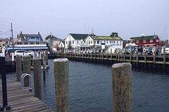 Excursión de un día desde Nueva York a la zona de los Hamptons, Sag Harbor y compras de marcas con descuento.