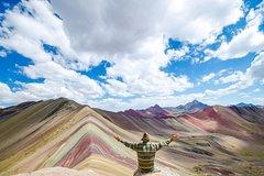 Imagen 6 day Rainbow Mountain x Ausangate Trek - FlashpackerConnect