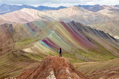 Imagen 1 Day Tour to Palccoyo (Alternative Rainbow Mtn) from Cusco, Peru