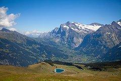 Ver la ciudad,Salir de la ciudad,Tours auto-guiados,Excursiones de un día,Excursión a Jungfraujoch