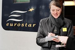 Imagen London St Pancras Eurostar Private Departure Transfer from Central London Hotel