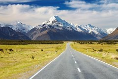 Imagen Mount Cook to Christchurch Tour