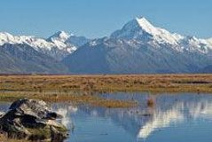 Excursions,Full-day excursions,Excursion to Mt. Cook