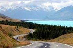Imagen Queenstown to Christchurch via Mount Cook Full-Day Tour