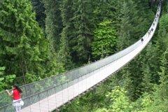 Excursión por la orilla norte de Vancouver al Puente Capilano y el Monte Grouse