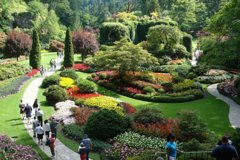 Excursions,Full-day excursions,Excursion to Butchart Gardens