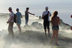 Private Tour : Hiking Vulcano Island