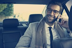 Rome Private Transfer: Fiumicino Airport
