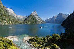 Imagen Milford Sound Sightseeing Cruise including Optional Lunch