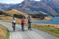 Imagen Queenstown Scenic Cruise and Half Day Cycle Trip