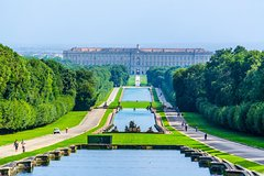 Private last minute tour of the Royal Palace of Caserta with skip-the-line entry