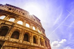 Imagen Colosseum and Roman Forum guided tour for small groups