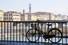Florence panoramic bike tour with gelato