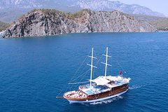 Alanya Boat Trip Including Lunch and Refreshments