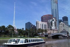 Imagen Half-Day Melbourne City Tour Including Yarra River Cruise From Melbourne