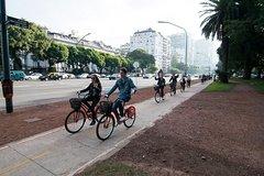 Imagen Recorrido en bicicleta por los barrios del norte de Buenos Aires