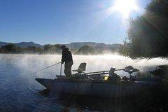 Imagen Medio día de pesca con mosca o spinning en el río Limay.