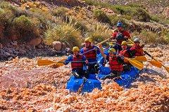 Imagen Excursión de rafting por el río Mendoza