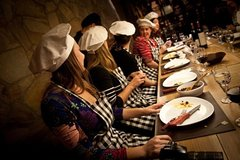 Imagen Creative Cooking Class and Dinner with Wine in Iguazu
