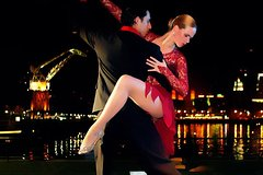 Imagen Buenos Aires Shore Excursion: Madero Tango Dinner and Tango Show