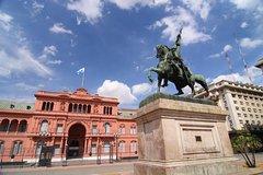 Imagen Excursión por la costa de Buenos Aires: Visita turística por la ciudad