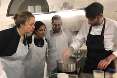 SMALL GROUP GOURMET COOKING LESSON WITH LUNCH IN FLORENCE