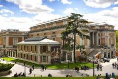 Imagen Skip-the-line Prado Museum and Touristic Bus with Tapas