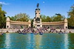 Imagen Guided walking tour in the famous Retiro Park in Madrid