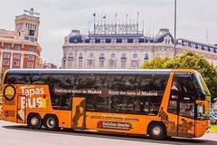 Imagen Panoramic Madrid Tapas Tasting Bus