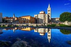 Zadar city visit with Maraschino degustation from Zadar